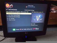 """LG 20LC1RB - 20"""" HD Ready LCD TV"""