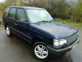 2002 RANGE ROVER 4.6 VOGUE LPG CONVERTED P38 - SUPERB VEHICLE VERY STRONG WITH MOT NOVEMBER!!.