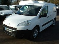 PARTNER 1.6HDI 2015 3-SEATER AIR-CON ONE OWNER £5495 NO VAT