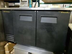True Back Bar , Refrigerateur a Biere , Beer Fridge , Backbar