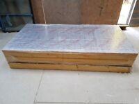 Xtratherm PIR insulation 150mm x 2 (£60 each)