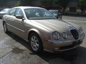 2003 Jaguar S-Type 3.0L V6 Sport *LOW LOW KM* London Ontario image 5