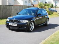 BMW 130i M Sport, FBMWSH, 12 month MOT, GTI S3 R32