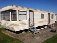 Static Caravan, 2 bed 6 berth