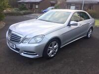 2012 Mercedes-Benz e220 cdi EXECUTIVE SE. ✅ new mot ✅Top spec. ✅High miles . 1 owner PX amg