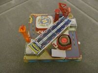 Micro machines fold out play set