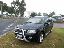 2009 Ford Territory Wagon Traralgon Latrobe Valley Preview