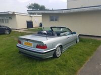 Bmw e36 convertible pos swap for fiesta st or mondeo st