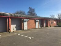 To Let: Units 1B & C Station Road Industrial Estate