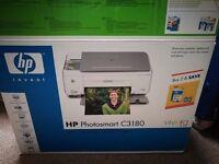 HP PHOTOSMART C3180 ALL IN ONE PRINTER/SCANNER & COPIER