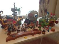 Jake and the never land pirates toys