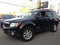 2008 Mazda Tribute GX, V6, AWD, LEATHER,  SUNROOF