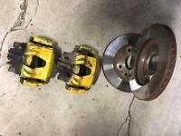 Citroen saxo/ Peugeot 106 Front brakes!!