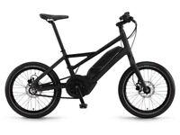 Haibike Electric Bike - Winora Radius - Eurobike Gold Award IF Design Award
