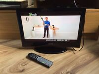 Celcus 19 LCD Tv with freeview