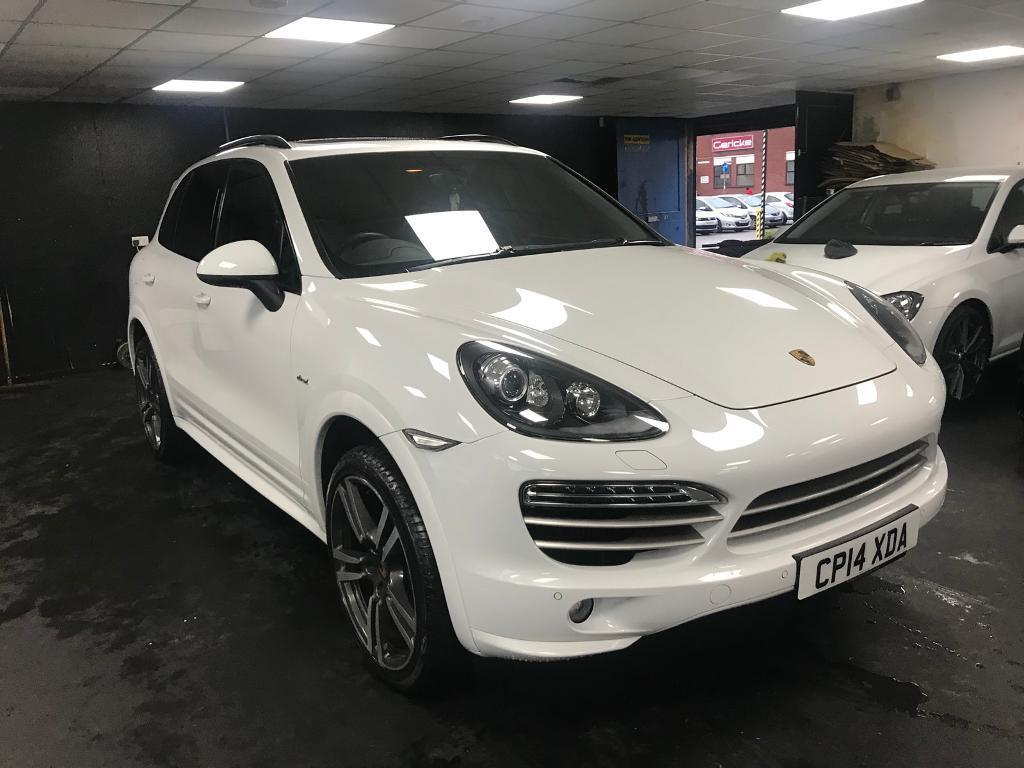 Porsche Cayenne 3.0 SPORTS DESIGN PACKAGE PANROOF