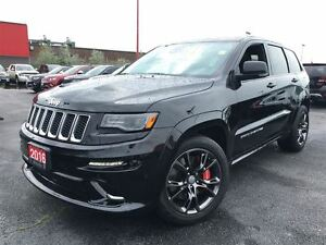 2016 Jeep Grand Cherokee SRT**BLIND SPOT MONITORING**SUNROOF**NA