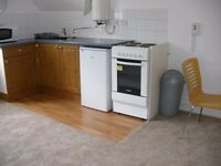 Private Landlord has large double furnished clean semi-studio with off street parking