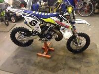 Mint 2016 ktm 65 race bike