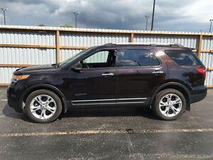 2013 Ford Explorer Limited/4WD/NAVI/BACKUP CAM