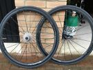 Vision Team 30 Aero Road Wheels - Continental tyres - Shimano 105 cassette **Almost new**