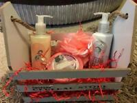 Soap and Glory And Ted Baker Hampers