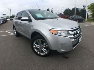 2014 Ford Edge Fully Loaded+Ext Warranty Inc+Fin From 1.9%