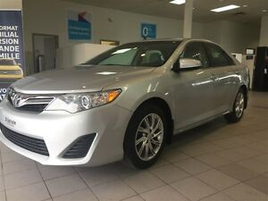 2013 Toyota Camry LE AUTO BLUETOOTH CAMERA RECUL