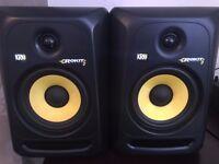 KRK ROKIT 6 Pair Generation 3 Studio Monitors