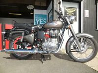 Brand New-Royal Enfield Bullet 500 - £3999. Finance subject to status. 2 Years Full Warranty.