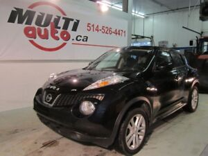 2013 Nissan Juke SL +BLUETOOTH +MP3 + DÉMAREUR A DISTANCE +++