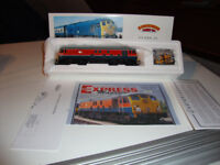 Bachmann 32-425Z Class 24 in RTC Livery. Limited Edition. NEW