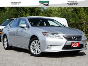 2013 Lexus ES 350 LEATHER AND NAVIGATION