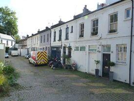 One bedroom mews flat, Ladbroke Grove, W10