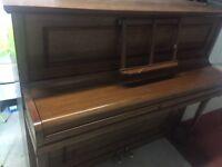 Upright piano good condition