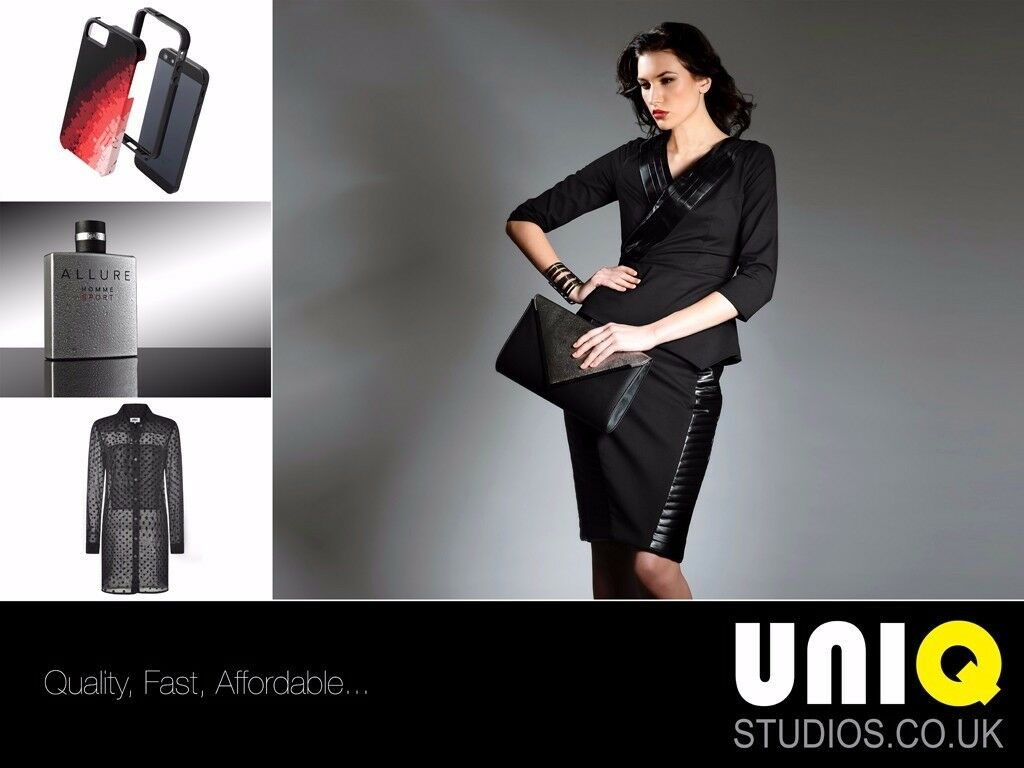 Fashion And Beauty Recruitment Agencies: Professional Commercial Studio/Photographer Hire Product