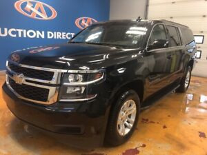 2018 Chevrolet Suburban LT 2 TV'S/ HEATED LEATHER/ SUNROOF/ N...