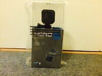 Gopro hero 5 - Brand new with warranty + 64gb memory card and floating grip