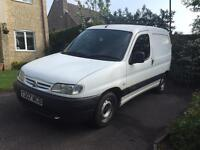 Citroen Berlingo 1.9D Work Van/ Car Van for sale - Great Condition