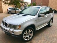 2003 BMW X5 sport 4X4 3.0 Diesel automatic