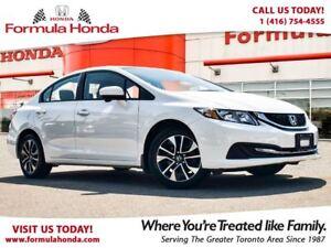 2015 Honda Civic Sedan EX | HEATED SEATS | SUNROOF