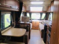 Swift Challenger Sport 585 SR Caravan