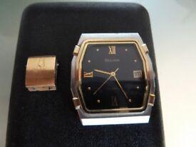 BULOVA P2 Quartz Swiss watch 70's/80