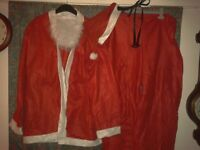 Santa, Father Christmas outfit Will fit up to XX