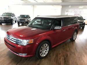 2009 Ford Flex Limited AWD  [leather/7 passenger]