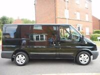 FINANCE ME!! No VAT! Super rare 140bhp 6 seat crew van with full leather,Full history.Only 89k!!