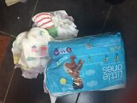 5+ nappies for free