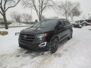 2015 Ford Edge Sport*AWD*NAV*TOIT PANO*MAGS 21 POUCES