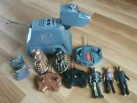 Doctor who remote control toys k9 3 figures