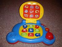 my first computer toy